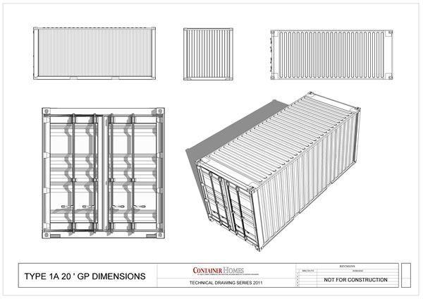 Zieglerbuild construit une maison de 31 containers for Plan container 20 pieds
