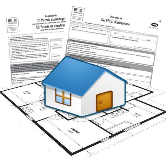 certificat d 39 urbanisme maison container demande de. Black Bedroom Furniture Sets. Home Design Ideas