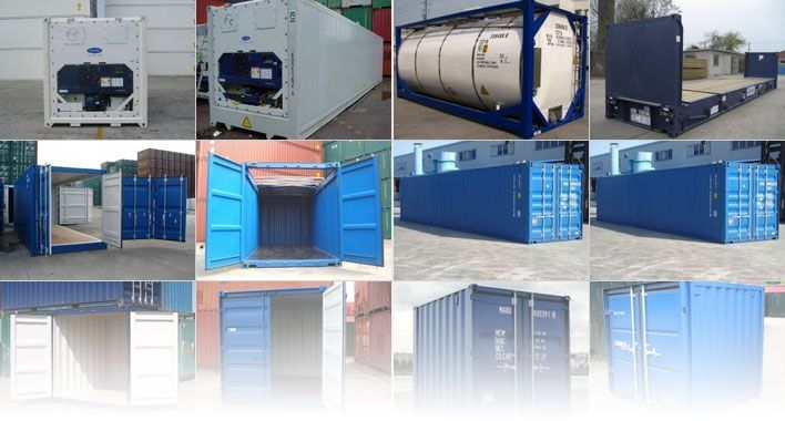 Vente de containers maritimes maison container for Achat container