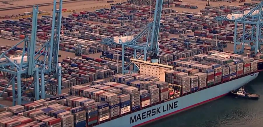 info le plus grand port du monde