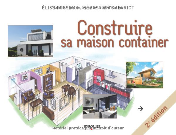 L 39 actualit des maisons containers de 2013 maison container for Construire maison en conteneur