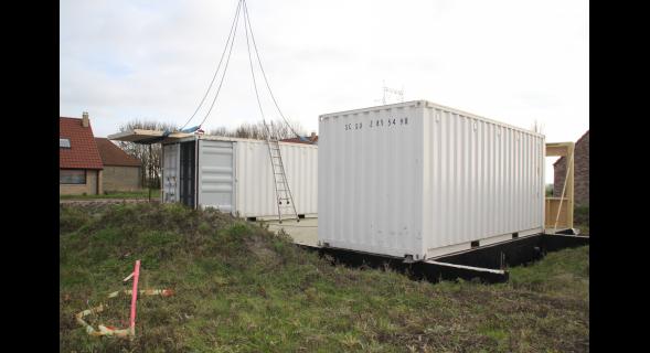 Amnager un container en maison 3150mm prix maison for Maison effet joule