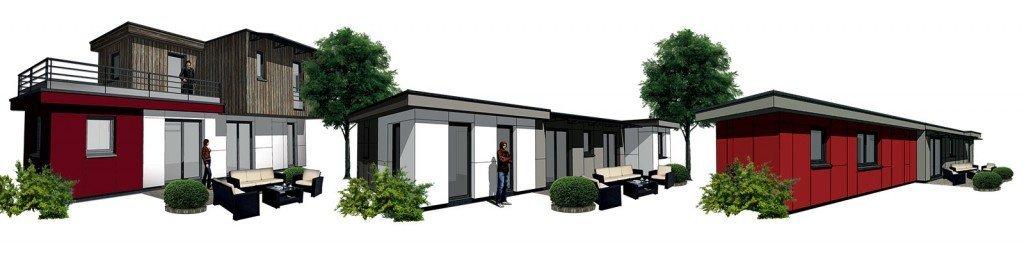 Ma maison conteneur finest maisons container la nouvelle for Fondation pour maison container