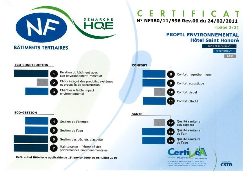 certification hqe construction de maison container
