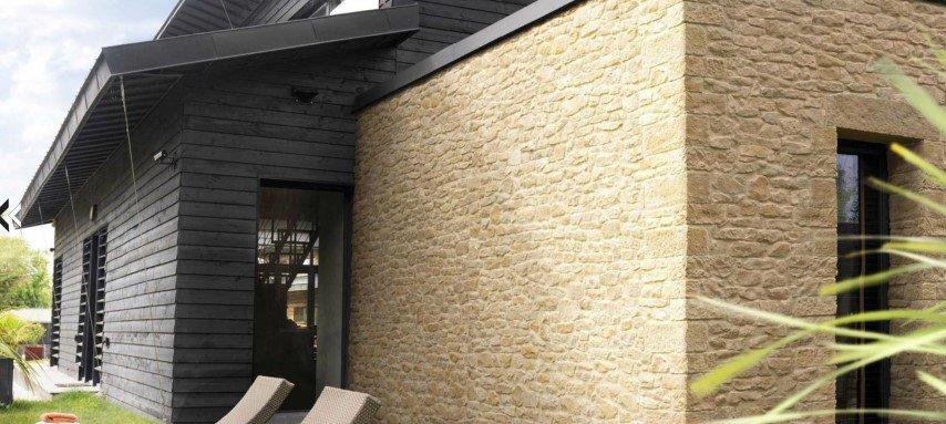 bardage de maison container rev tement en bois pvc t le. Black Bedroom Furniture Sets. Home Design Ideas