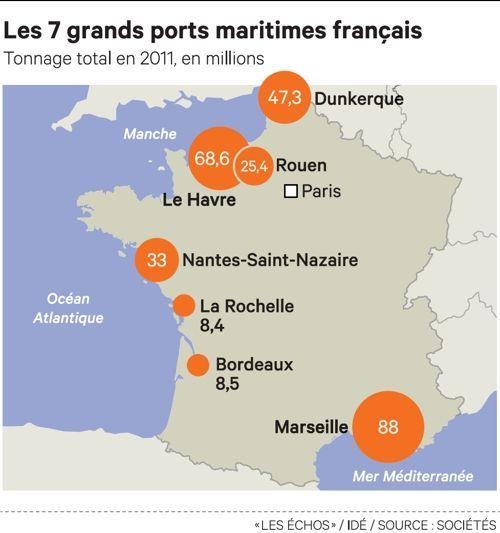 Bordeaux et le march de la construction en container for Container en francais