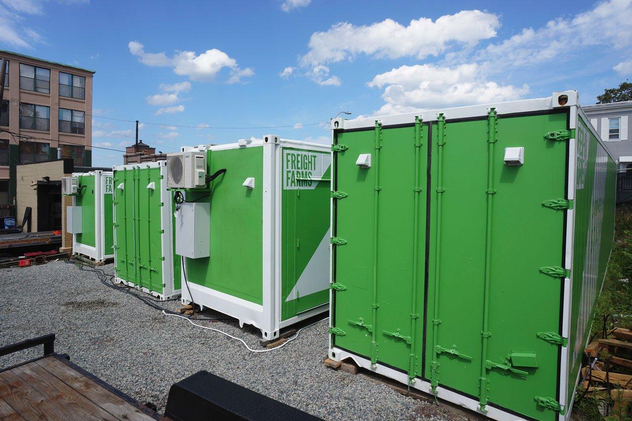 Le choix du recyclage des constructions en container