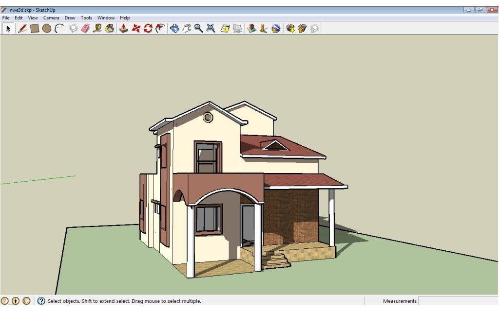 La mod lisation 3d des maisons containers maison container for Modelisation maison 3d