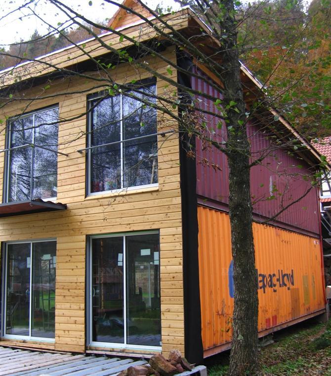 Maison container a vendre gallery of chambre enfant maison fastyle plan mais - Avis maison container ...