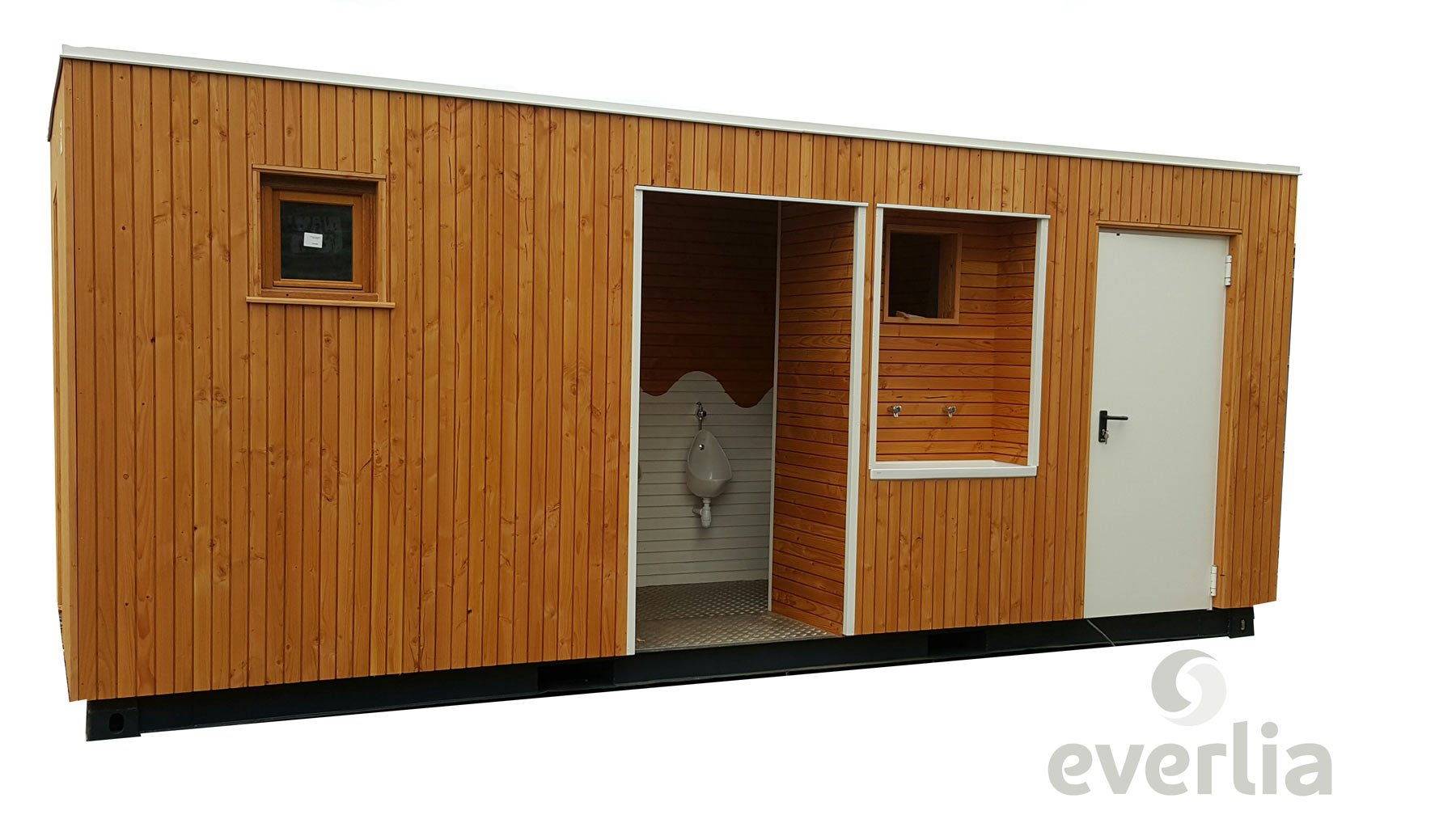 collectivit s locales wc container vestiaires douches maison container. Black Bedroom Furniture Sets. Home Design Ideas